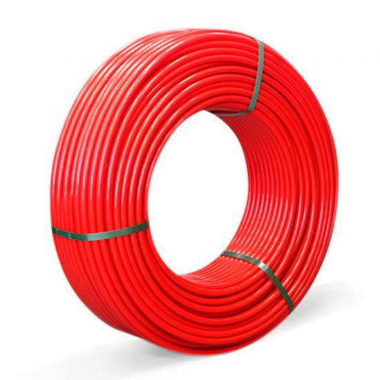 Труба из термостойкого полиэтилена (PE-RT) SAV РОССИЯ 16х2,0 200 м (красная)